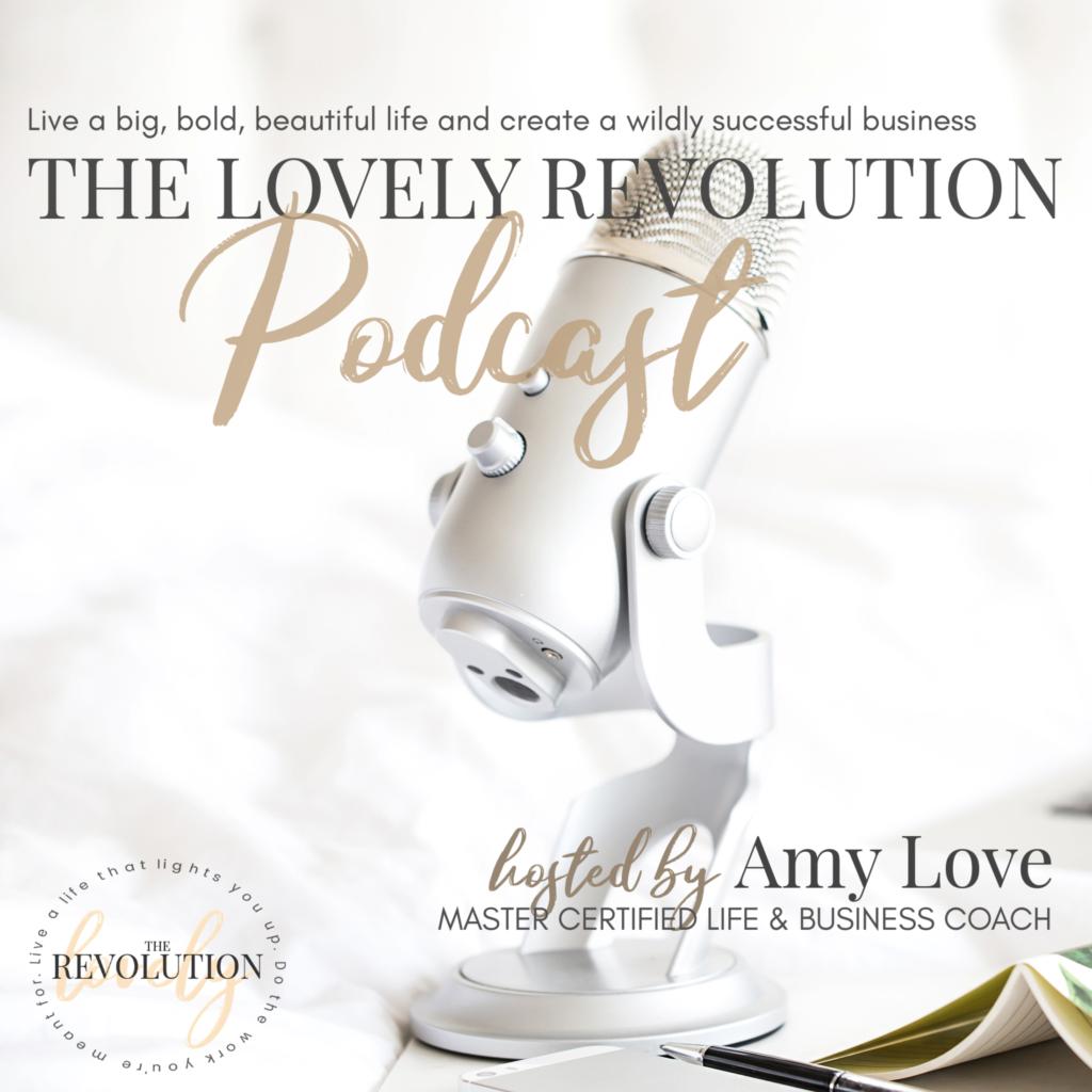 The Lovely Revolution Podcast - The Lovely Revolution